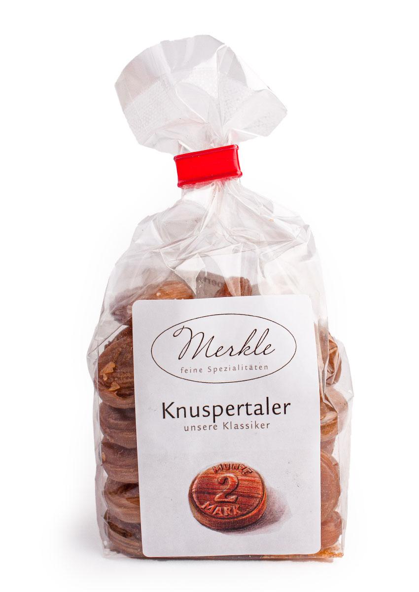 "handgemachte Bonbons ""Knuspertaler"""